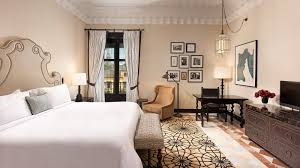 On Suite Bedroom Luxury Rooms And Suites In Seville Hotel Alfonso Xiii Seville