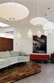 Replica George Nelson Bubble Lamp - Criss Cross Premium - Pendant Light -  Citilux