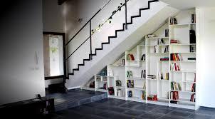 Under Stair Bookcase Plans