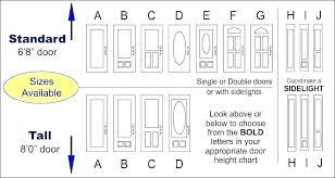 Standard French Door Size French Door Dimensions