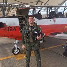 Navy Identifies Instructor, Student Killed in T-45 Crash as Lt. Patrick  Ruth, Lt. j.g. Wallace Burch - USNI News