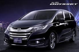 Honda odyssey di kebon sirih