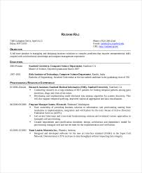 Bunch Ideas Of Software Engineer Resume Template 6 Free Word Pdf
