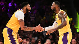 Anthony Davis - Lakers can 'beat any team' with proper ...