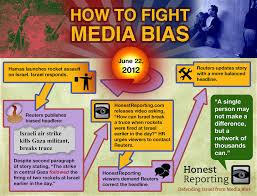 how to fight media bias an infographic showing an event re flickr how to fight media bias by honestreporting com