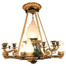 oil lamp chandelier antique oil lamp chandelier french period iron gilt bronze for antique oil oil lamp chandelier