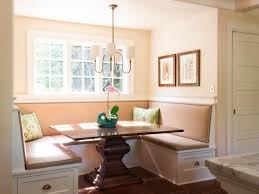 leather breakfast nook furniture. Simple Furniture Storage Benches  Small Breakfast Nook Design With Rectangular Pedestal Oak Dining  Table White Bench Drawer And Brown Leather Seat Back Ideas  Inside Furniture B