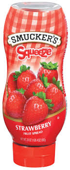 smucker s squeeze strawberry squeeze fruit spread fruit spreads smucker s