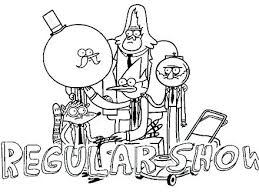 Best Of Regular Show Coloring Pages Pictures Coloring Page Regular