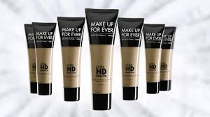 new ultra hd perfector beyouunfiltered make up for ever