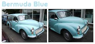 Morris Minor Colours Chart Morris Minor Colour Schemes Charles Wares Morris Minor