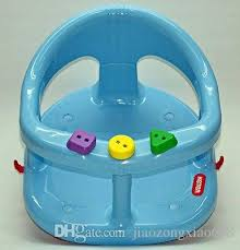 infant baby bath tub ring seat fast from usa new in box