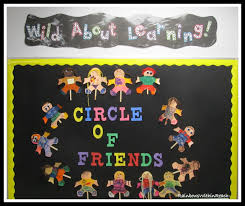 Friendship Chart For School Rainbowswithinreach 200 Back To School Bulletin Boards And