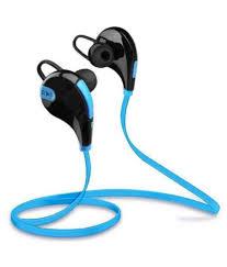 Pantech GB300 Bluetooth Headset - Blue ...