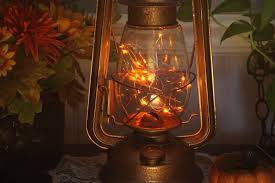 Battery Operated Amber Led Lights Pin On Rustic Table Lamps