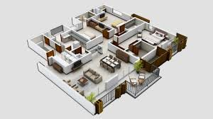 bedroom home design plans house plansdesign pictures flor plan 3d