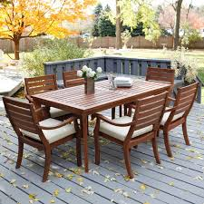 outdoor chairs and tables. Appealing Fall Season With Dark Brown Table Flower Vase And Chairs Also Broyhill Outdoor Furniture Tables