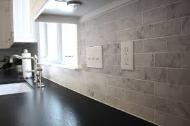 Marble Tile Kitchen Backsplash Fresh Free Marble Subway Tile Kitchen Backsplash 16033
