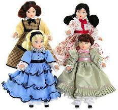"""<b>Маленькие</b> Леди"" (<b>набор</b> из 4 <b>кукол</b> Madame ALEXANDER)"