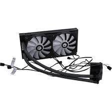 <b>Водяное охлаждение ID-Cooling AURAFLOW</b> X 240 — купить в ...