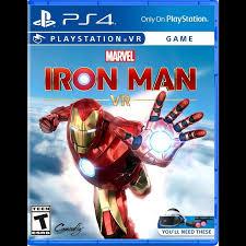 Based on the blockbuster movie by marvel studios, iron man™ blasts onto the xbox 360! Marvel S Iron Man Vr Playstation 4 Gamestop