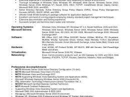 Download Exchange Administration Sample Resume