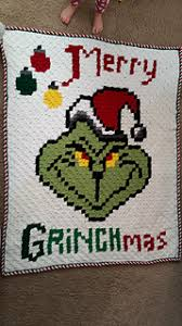 Ravelry Merry Grinchmas Graphgan Pattern By Aimee Hardy