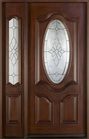 Classic CUSTOM FRONT ENTRY DOORS Custom Wood Doors From Doors - Custom wood exterior doors