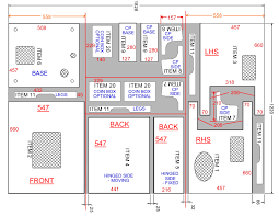 arcade cabinet plans metric