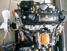 Toyota Car Spares and Toyota Parts | Toyota-3Y-Engine-New -2758