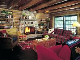 modern log cabin decor awe inspiring lodge cabin home decor