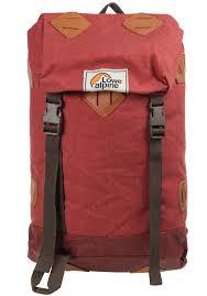 Lowe Alpine Klettersack 30l Backpack Red