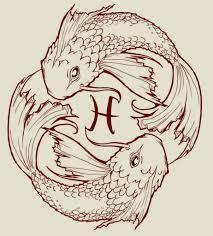 рыбы зодиак тату татуировки рыбы знак зодиака рыбы и тату