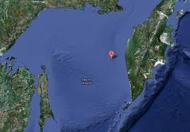 Resultado de imagen de mar de Ojotsk