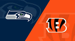 One Page Nfl Depth Chart Cincinnati Bengals At Seattle Seahawks Matchup Preview 9 8