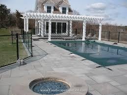 bluestone pool decking
