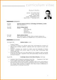 resume templates uk 9 curriculum vitae templates uk odr2017