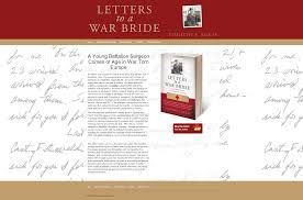letters to a war bride