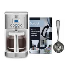 Could this be the best coffee maker under 100? Cuisinart Perfectemp 14 Cup Programmable Coffeemaker Bundle Overstock 32748740