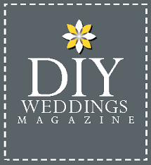 featured in DIY Weddings Magazine