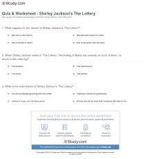 essays on the lottery symbolism essay introduction essay literary  essays on the lottery by shirley jackson ks science homework help irony in shirley jacksons the