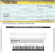 co Money – Western Gulflifa Union Order Picture Blank Template