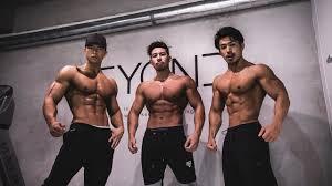 イケメン筋肉男子まとめ細マッチョフィジーク日本人外国人総集
