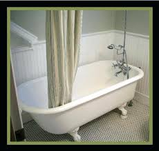 vintage clawfoot tub bathtub refinishing antique regarding claw foot tub remodel vintage clawfoot tub shower curtain