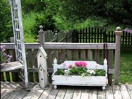 repurposed garden containers and tons of great ideas for your