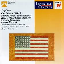 copland orchestral works a copland copland orchestral works amazon com music