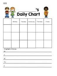 Positive Behavior Chart Collection Classroom Behavior