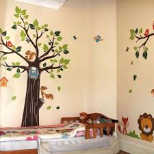 Small Picture Baby Room Amazing Jungle Baby Nursery Room Decoration Using Cream