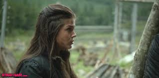 Hair Style Tv Shows Marie Avgeropoulos Octavia In The 100 Awesome Hairstyle Strayhair 5630 by stevesalt.us