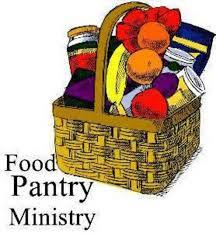 Milan United Methodist Church Ministries Food Pantry